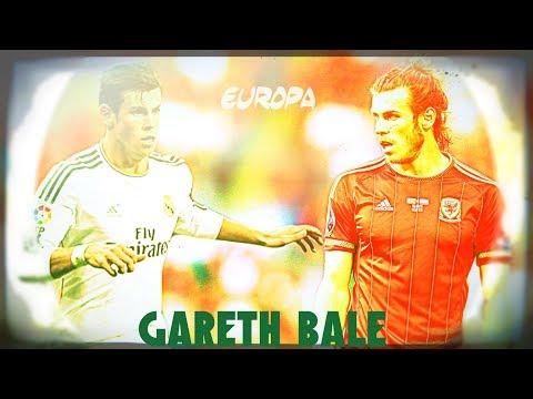 Gareth Bale  •  Europa