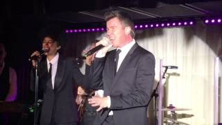 Rick Astley - Whenever You Need Somebody (Live 2016)