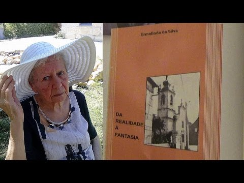 """Vila Franca da Beira 2016 - Lᴀɴᴄ̧ᴀᴍᴇɴᴛᴏ do  ʟɪᴠʀᴏ """"Dᴀ Rᴇᴀʟɪᴅᴀᴅᴇ ᴀ̀ Fᴀɴᴛᴀsɪᴀ"""" ᴘᴏʀ Eʀᴍᴇʟɪɴᴅᴀ ᴅᴀ Sɪʟᴠᴀ"""