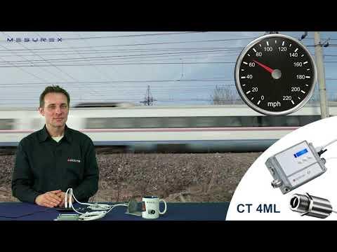 Pirómetro Optris CT 4ML   Ultra-rápido