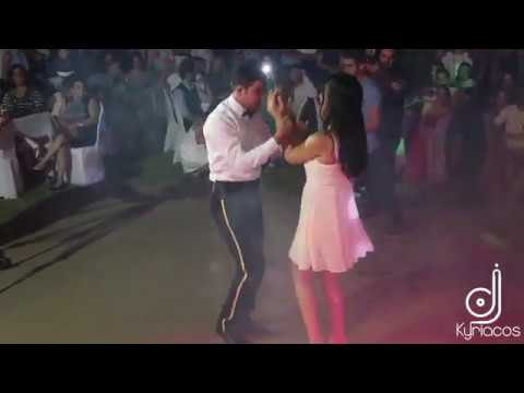 Wedding Dj at Governos Beach, Cyprus   Loizos & Andrea   Faros Restaurant   June 2017