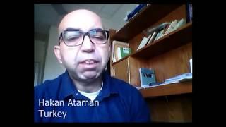 2015 Advocate Hakan Ataman of Turkey