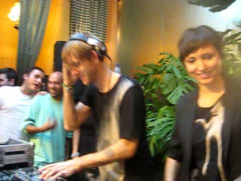 Richie Hawtin & Magda @ GSUS In Store Amsterdam Dance Event 2009