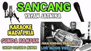 Download POP SUNDA SANCANG KARAOKE NADA PRIA