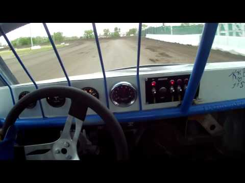 IMCA Sport Compact Cash for Dash Run with Hobby Stocks Lincoln County Raceway 7-7-12