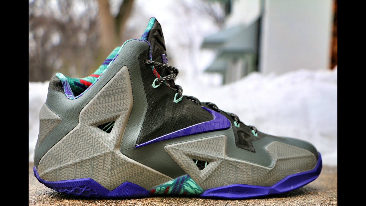 wholesale dealer 85948 685bd ... canada nike lebron 11 terracotta warrior review on foot ea937 74746