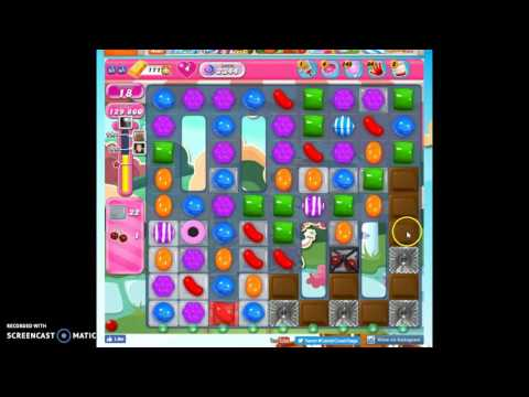 Candy Crush Level 2344 help w/audio tips, hints, tricks