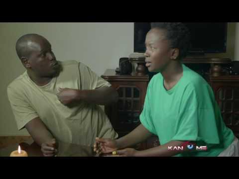 Video(skit): Kansiime Anne - The sleeping plan