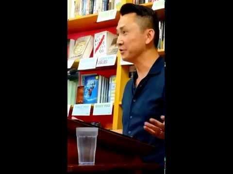 Viet Thanh Nguyen 4/20/15 Reading Part 1 - video by Dan Shea