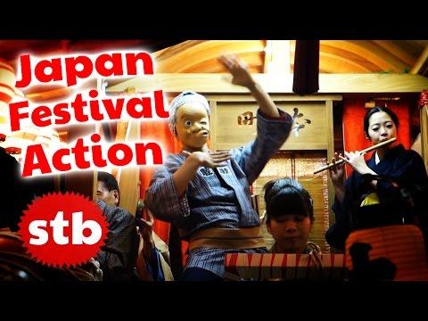 Traditional Japanese Festival in Chiba, Japan // SoloTravelBlog & NerdyExplorer