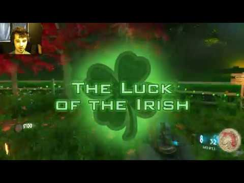 THE LUCK OF THE IRISH - FULL SAINT PATRICK'S DAY THEMED ZOMBIES CUSTOM MAP