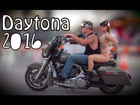 Daytona Biketoberfest 2016