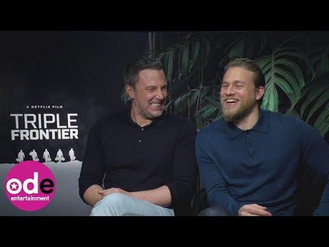 Ben Affleck envious of Charlie Hunnam's heist role
