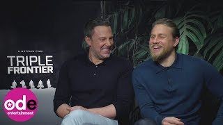 Ben Affleck envious of Charlie Hunnam's heist role