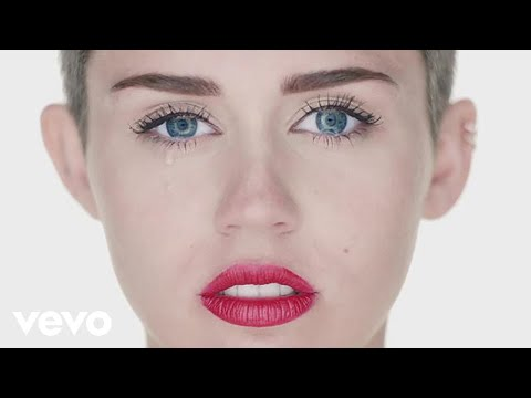 Miley Cyrus – Wrecking Ball (Official Video)