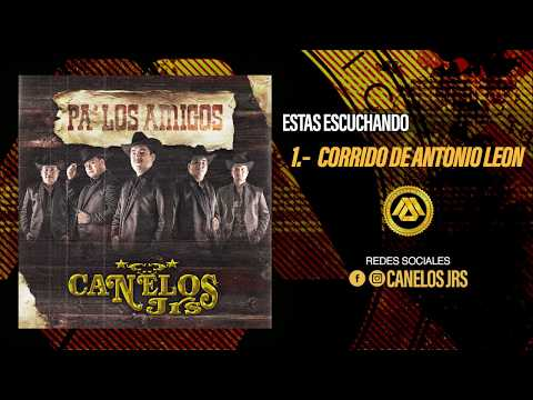 Pa' Los Amigos - Canelos Jrs (2018)