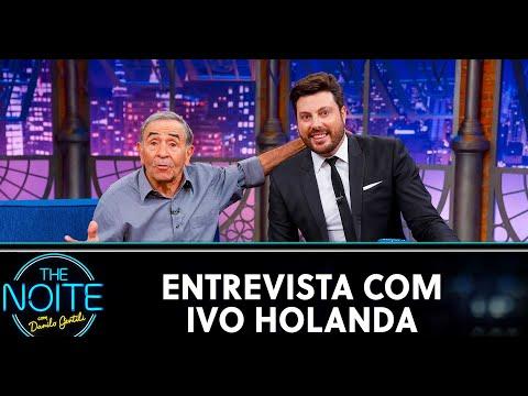Entrevista com Ivo Holanda  The Noite 120320