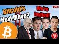 🔴 LIVE: What's Bitcoin's Next Move?? | Plus, We Are Attending The Warren Buffet Lunch, HELP!
