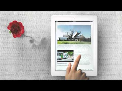 Flipboard App Demo