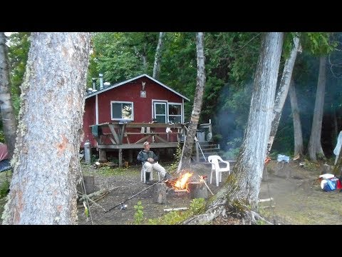 Air Dale's Moose Lake Camp Tour