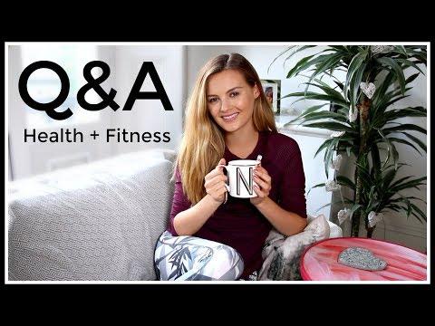 Health + Fitness Q&A | Niomi Smart