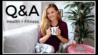 Health + Fitness Q&A | Niomi Smart