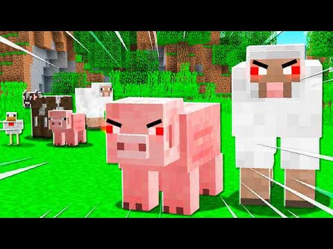 IF YOU SEE A MOB THAT LOOKS LIKE THIS... RUN!