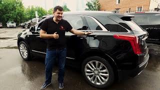 Cadillac XT5 глазами механика - подробный технический обзор - часть 2