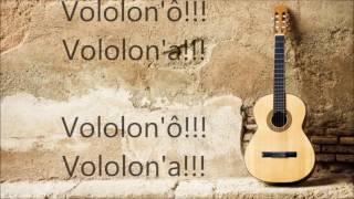 Mahaleo - Vololona Lyrics