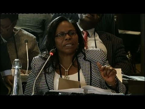 SADC PF Debate: SC Report on Food, Agriculture, Natural Resources & Infrastructure, 8 July  2015