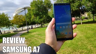 Review Samsung A7 Nuevo Smartphone Android 2018