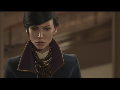 Dishonored 2: tráiler de presentación para la presentación de Bethesda