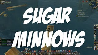 How To Find Sugar Minnows for Snack Time Quest - World of Warcraft