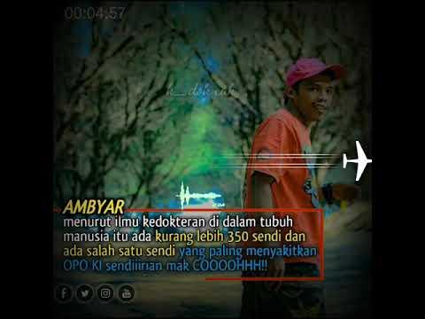 Quotes Jowo Story Wa 30 Detik Ambyar Cuk Youtube