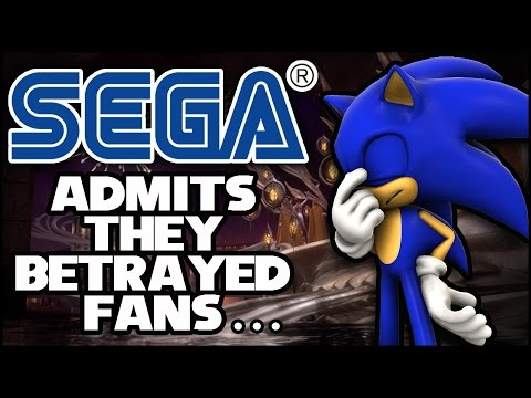 SEGA CEO Admits They Betrayed Their Fans over the Last Ten Years... (Discussion and Opinions)