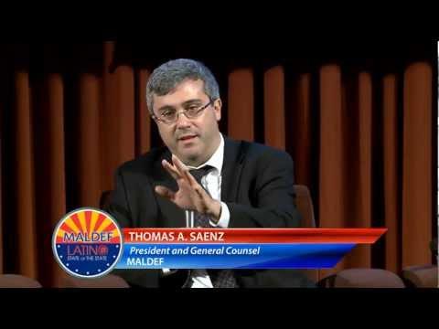 MALDEF 2012 Latino State of the State: Arizona