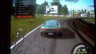 Need For Speed ProStreet [PC] Max Settings@1024x768 en GeForce 8600GT