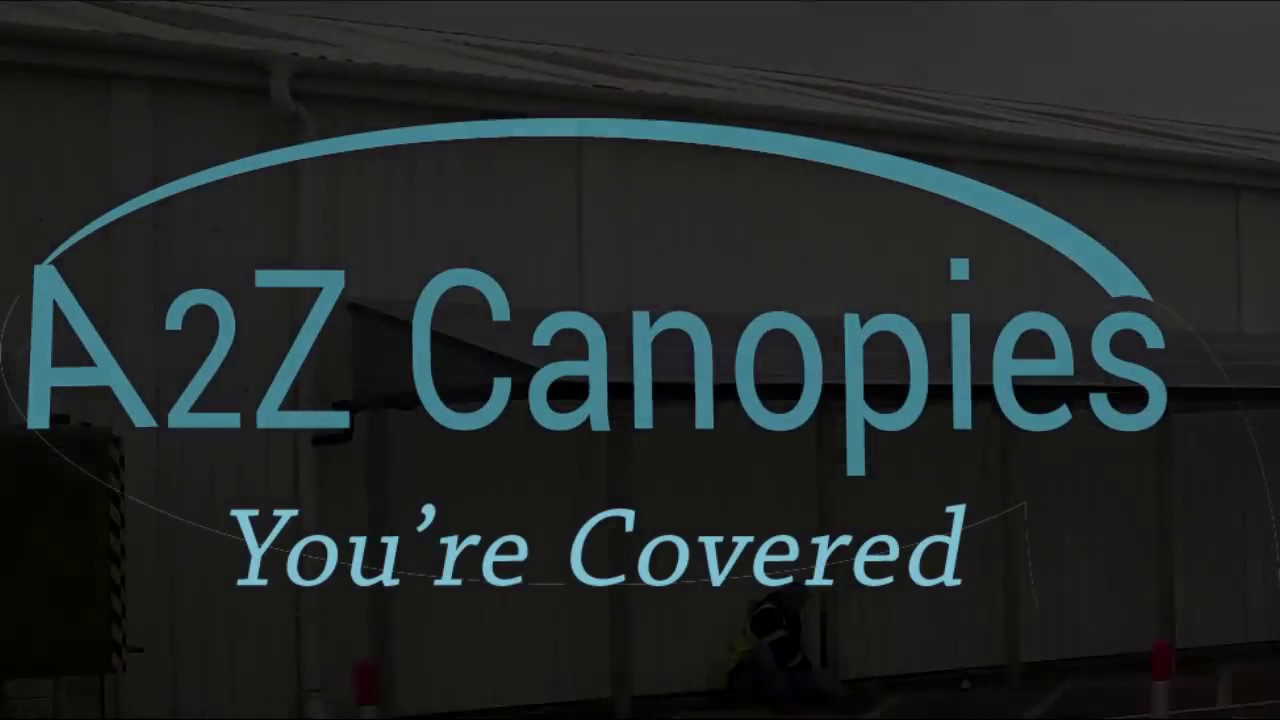 A2z Canopies Carport Installation Ex&le Video & A2z Canopies Carport Installation Example Video - YouTube