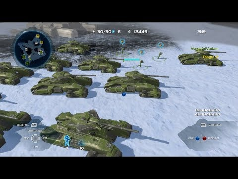 "Full Analysis of the Halo Wars Alpha ""Sway"" Build"