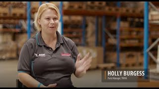 Toyota Material Handling Stories- Holly