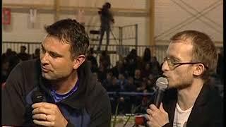 Meeting des Sacres 2018 - Simon Krauss -60m haies hommes série 2