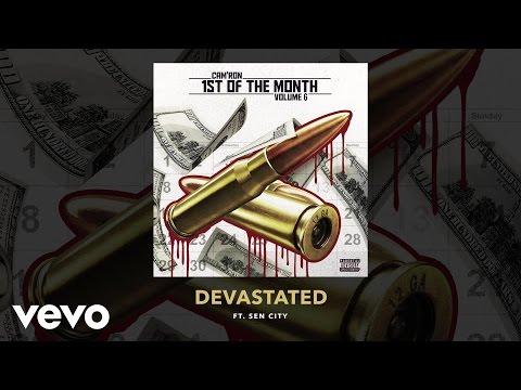 Cam'ron - Devastated (Audio) ft. Sen City