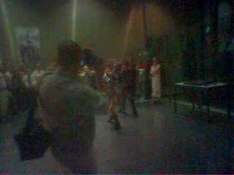 40 Jahre Raumpatrouille, Tanz in Berlin