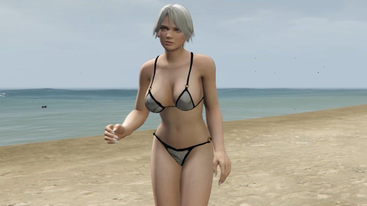 Bikini Haul In Cartoon Bikini Shows Session 6 Youtube