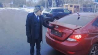 Hyundai Solaris После 70.000 км 1.6 M T Андрей Алмазов смотреть
