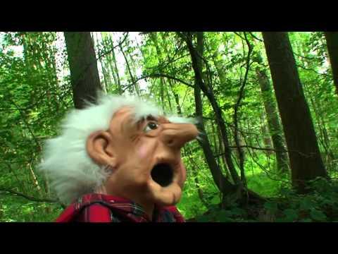 ( NICHTS für schwache Nerven!!! )   Ich vergrabe meine Frau im Wald