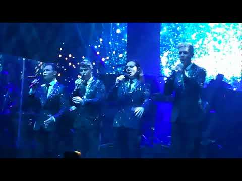 Collabro HOME tour Opening night rpool Philharmonic 241017  Stars
