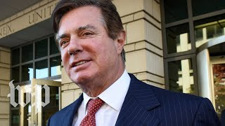 Paul Manafort, president Trump's onetime campaign chairman, on trial, From YouTubeVideos