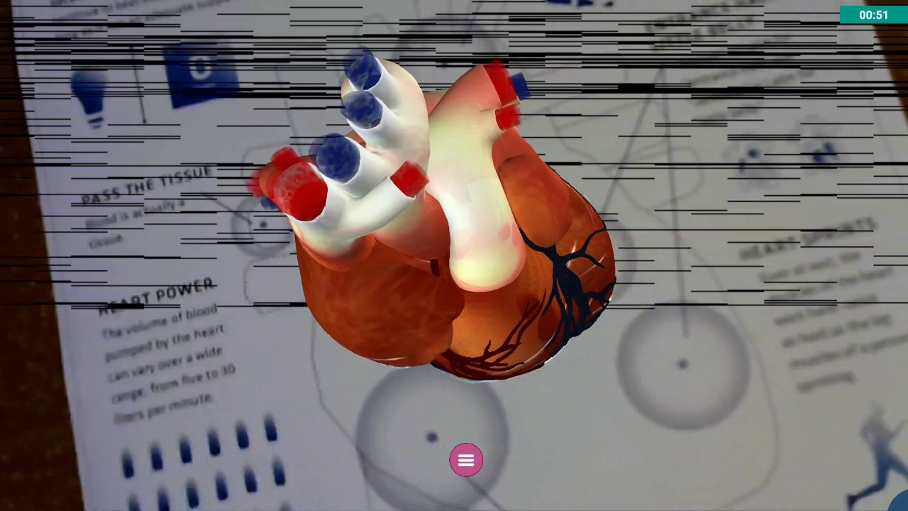 Check out this cool app! - Anatomy 4D - YouTube