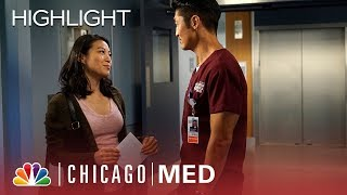 Emily Meets Bernie's Family - Chicago Med (Episode Highlight)
